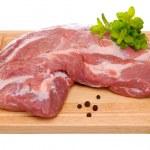 Fresh raw pork  — Stock Photo #32813831