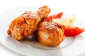Pilons de poulet rôti — Photo