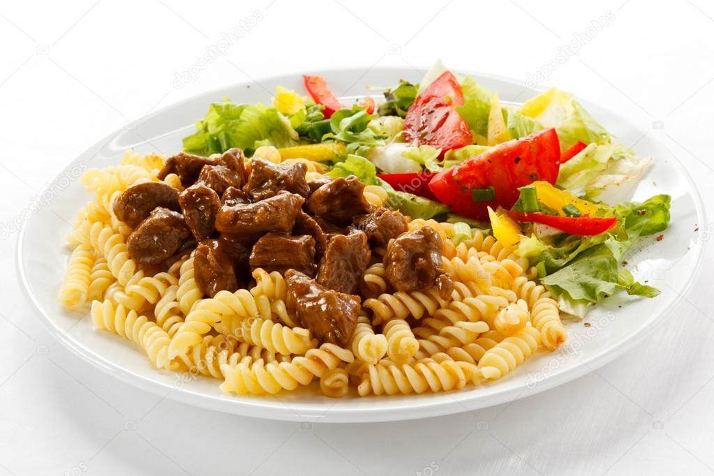 Картинки по запросу Макароны и мясо