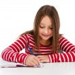 Girl learning — Stock Photo #33459293