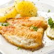 Fish dish — Stock Photo #33498153