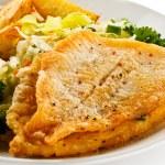 Fish dish — Stock Photo #33525351