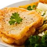 Fish dish — Stock Photo #33525463