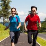 Women running — Stock Photo #33571641