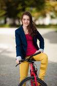 Urban Bike — Foto Stock