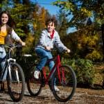 ciclismo urbano — Foto de Stock   #33603883