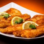 Fish dish — Stock Photo #33655539