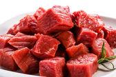 Raw beef — Stock Photo