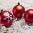 Christmas balls — Stock Photo #14586617