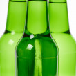 Green bottles — Stock Photo #23153776
