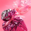 Royalty-Free Stock Photo: Nice present in pink package