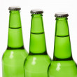 Royalty-Free Stock Photo: Green bottles