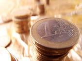 Coins — Stock Photo