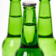 Green bottles — Stock Photo #30692615