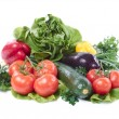 Fresh vegetables — Stock Photo #30696437