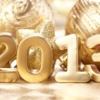 New 2013 year — Stockfoto