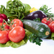 Stockfoto: Fresh vegetables