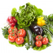 Fresh vegetables — Foto Stock #30698879