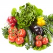 Fresh vegetables — Stockfoto #30698879