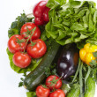 Fresh vegetables — Stockfoto #30699261