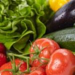 Fresh vegetables — Stock Photo #30699427