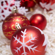 Christmas balls — Stock Photo #30704037
