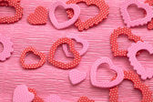 Hearts for Valentine's day — Stock Photo