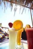 Yaz kokteyli — Stok fotoğraf
