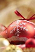 Christmas decoration — Stockfoto