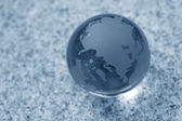 Glass globe — Photo