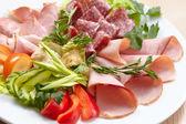 Aperitivo de carne — Foto de Stock
