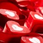 Romantic candles — Stock Photo #9641858