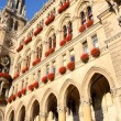 Rathaus in Vienna, Austria — Stock Photo #12426882