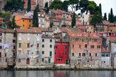Rovinj eski şehir istria, hırvatistan — Stok fotoğraf