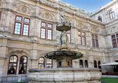 Wien operan i wien, österrike — Stockfoto
