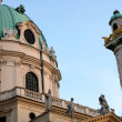 Karlskirche Church in Vienna, Austria — Stock Photo #27706815