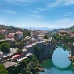 Mostar, Bosnia and Herzegovina, — Stock Photo