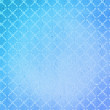 Blue paper texture or background — Stock Photo