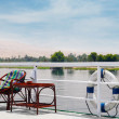 A cruise on the Nile belongs to Egypt every trip. — Stock Photo