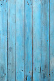 Old blue wood blank background — Stock Photo