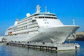 Cruise liner — Stockfoto