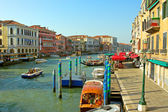 Venice, the Grand canal — Stock Photo