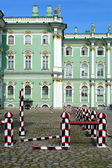 Saint-Petersburg, the Winter Palace courtyard — Stock Photo