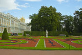 Tsarskoe Selo, Regular Park — Stock Photo