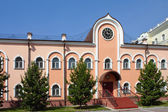 Tomsk, Church's Historical Museum — Stock Photo