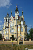 Tomsk, Voskresenskaya Church — Foto Stock