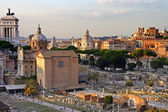Rome, view from the Palatine — Stock Photo