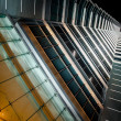 Skyscraper by night — Stockfoto