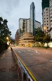 Street in Hong Kong — Stock Photo