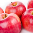 Red apples — Stock Photo #21244347
